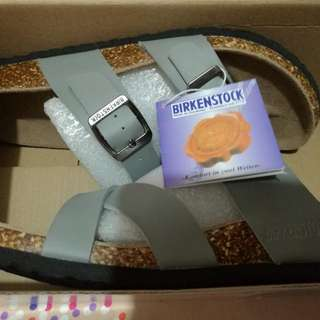 REPRICED: Authentic Mayari Gray Birkenstock