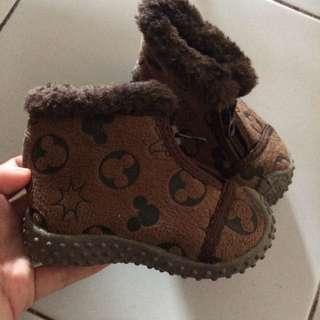 Sepatu Booth Baby