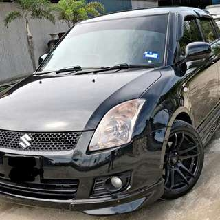 SUZUKI SWIFT 1.5L (A) 2008