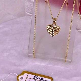 Saudi GOLD Necklace