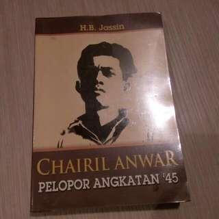 Buku Chairil Anwar : Angkatan Pelopor 45