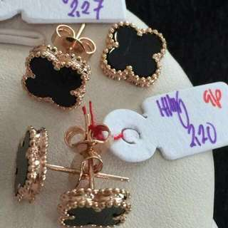 Italy  GOLD Earings