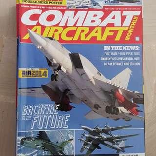 Combat Aircraft - Backfire To The Future