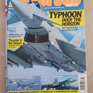 Air Forces - Typhoons And Singapore Vipers
