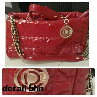Tas Dior Red