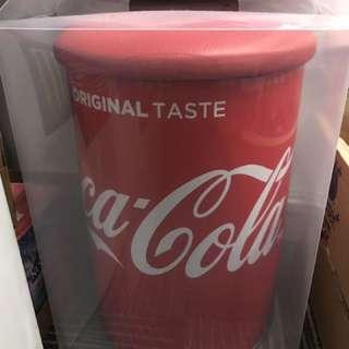 可口可樂地毯連儲物筒