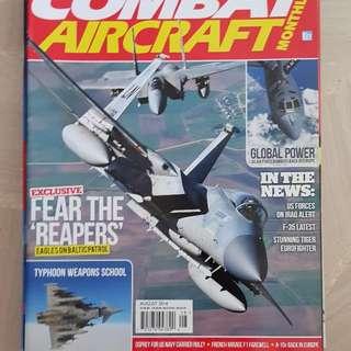 Combat Aircraft - Eagles Patrol Over The Baltics