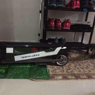 Escooter Fastwheel F0 Pro