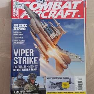 Combat Aircraft - Viper Strike And F-35B