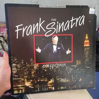 piringan hitam Frank sinatra