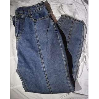 寬鬆牛仔褲 30腰