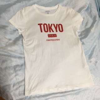 Polo Ralph Lauren 東京表參道限定t-shirt
