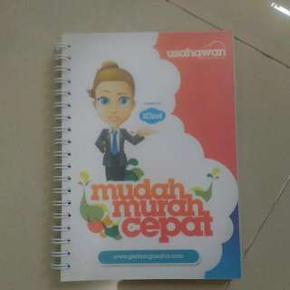 Notebook Tebal