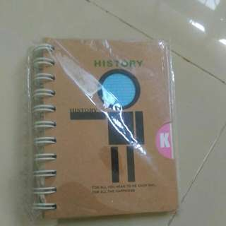Notebook Bergaris