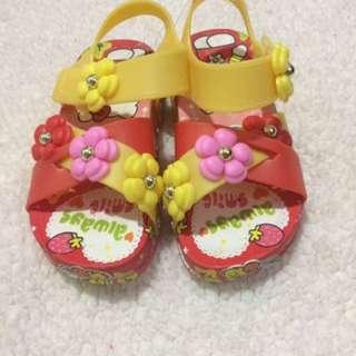 Brand new hello kitty sandals