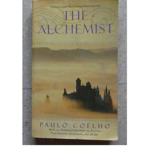 The Alchemist by Paulo Coelho-International Bestselling Phenomenon