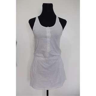 H&M Drop Waist Dress