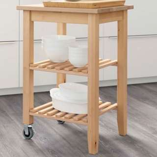 BEKVAM Kitchen Trolley