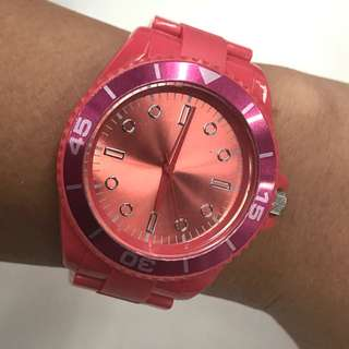 [包郵] Ladies Plastic Watch