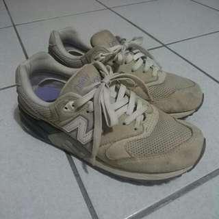 🚚 New Balance 999 灰 橘 #二手品牌好鞋