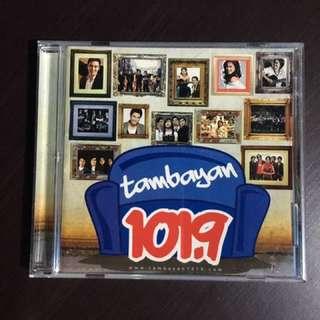 Tambayan 101.9 Original CD Album