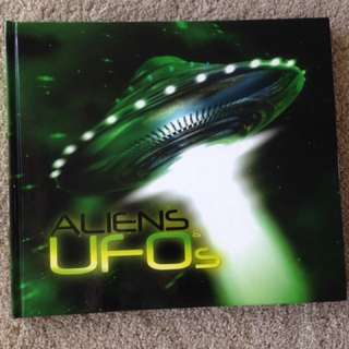 Aliens And UFOs Book