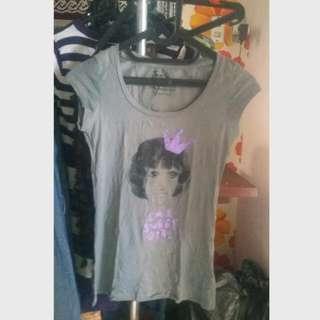 Kaos Anak Tanggung