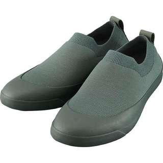 🚚 UNIQLO U 橄欖綠編織懶人鞋