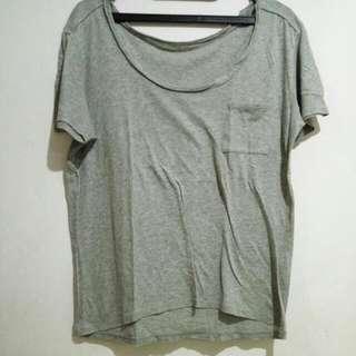 Grey T- Shirt