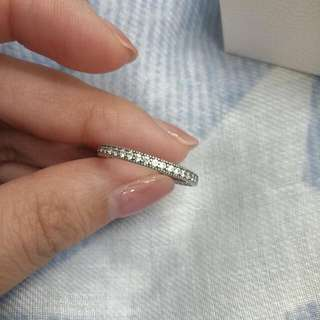 Pandora Silver Stackable Ring