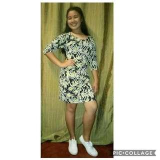 Oriental Design Dress