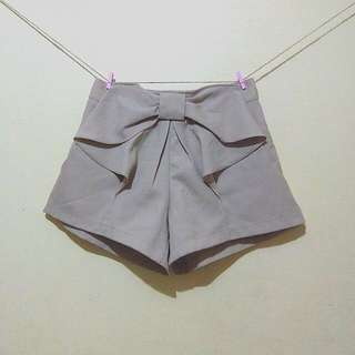 Ribbon Shorts