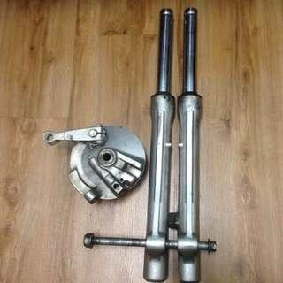 Fork & Brake Lining