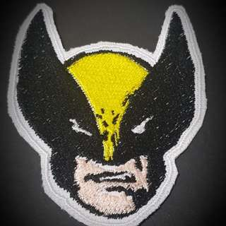 Iron On Customised Patches