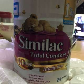 Brand New Similac Total Comfort S1