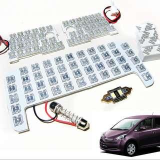 Toyota Ractis NCP SCP100 / NCP NSP 120 LED套裝房燈