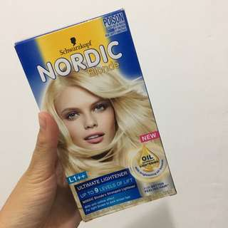 Schwarzkopf Blonde Lightener Hair Bleach