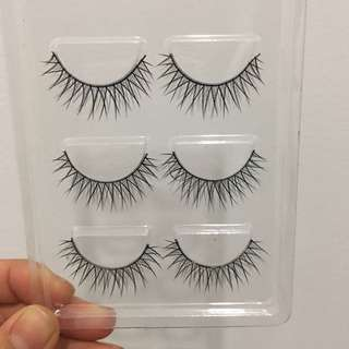 False Eyelashes Cheap Falsies Forever21
