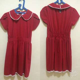 Oxford Dress