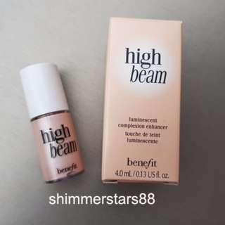 🆕 Benefit High Beam Liquid Highlighter