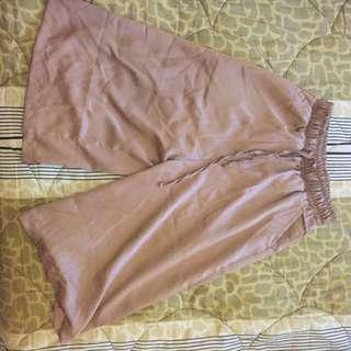 Nymph Brown Short Cullotes