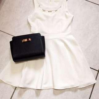 白色小洋裝禮服