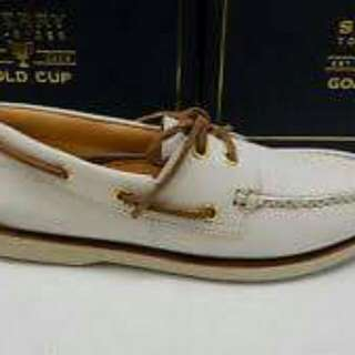 Sperry Top-sider Gold Cup Ivory