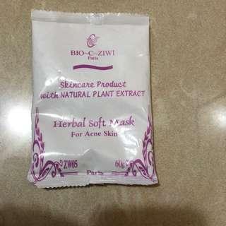 Herbal Soft Mask 60g