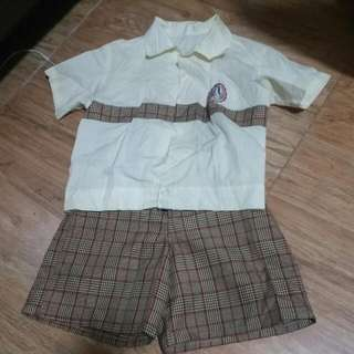 St. Therese Kinder Boy's Uniform