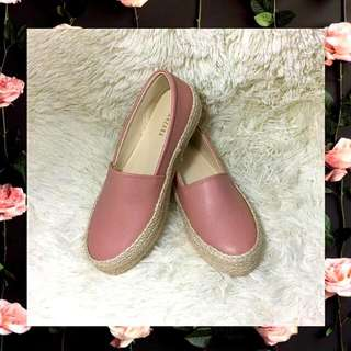 Shoes Dusty Pink