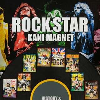 마그넷! MAGNET! 로큰롤 스타 시리즈!