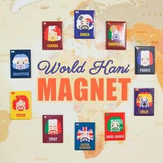 마그넷! MAGNET! 세계 국기 시리즈!