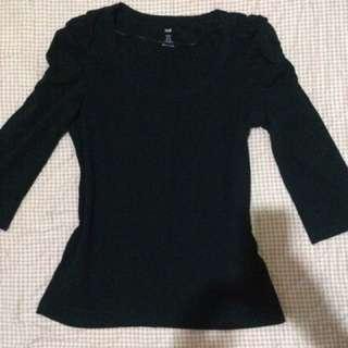 H&M Black 3/4✨