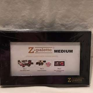 Z Palette BLACK Medium BRAND NEW & AUTHENTIC (PRICE IS FIRM)